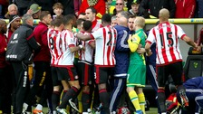 Sunderland fined and warned over Norwich clash