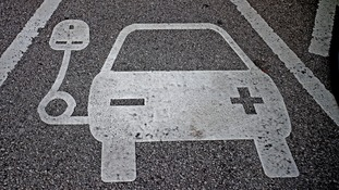 Electric vehicle charging points go live in Cumbria
