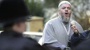 Islamic preacher, Abu Hamza