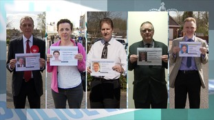 Video Profiles: Hear from each Police & Crime Commissioner candidate in Staffordshire