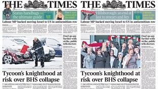 The Times admits mistake in leaving Hillsborough inquests off front page