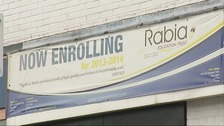 The Rabia school in Luton