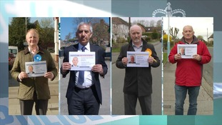 Video Profiles: Hear from each Police & Crime Commissioner in Derbyshire