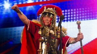 BGT judges turn away Roman soldier
