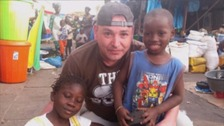 Egremont couple return from aid mission to Gambia