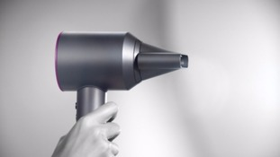 The Dyson Supersonic is the company's first personal care product
