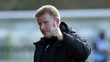 Forest Green Rovers manager Ady Pennock sacked
