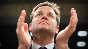 Nick Clegg said today town halls are to be given £100 million to spend on new nursery places