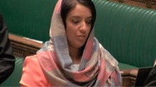 MP Naz Shah suspended by Labour party