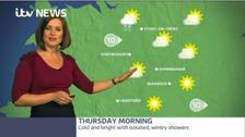 West Midlands weather: Sunny spells developing