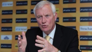 Barry Hearn has firged a relationship with Bluebell Wood Hospice