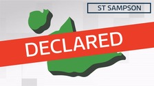 Election 2016 - St Sampson District