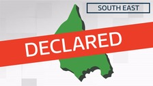 Election 2016 - South East District