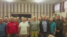 Choir sings 'You'll Never Walk Alone' as Hillsborough tribute