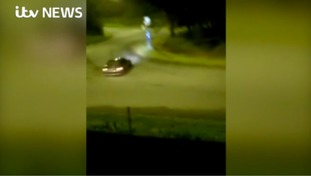 Watch: Mechanic's crazy roundabout stunt results in driving ban
