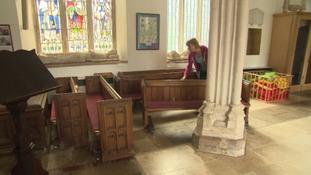Wheely good idea brings church into heart of community