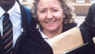 Much loved teacher Ann Maguire