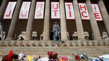 Retired South Yorkshire Police officers told 'you did a good job' in wake of Hillsborough findings