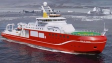 The most popular name voted in the competition was Boaty McBoatface.