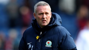 Blackburn Rovers boss Lambert to leave club