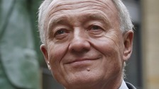 Ex-London Mayor Ken Livingstone suspended by the Labour Party