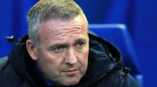 Manager Paul Lambert will leave Blackburn Rovers after the club's last match of the season.