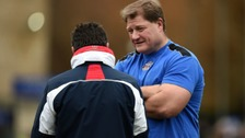 Bath first team coach to join England set up
