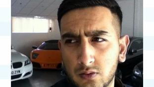 Teenagers arrested after two men die in car crash