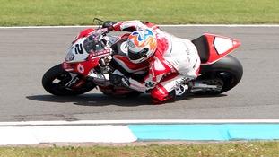 Stockport's Superbike Star