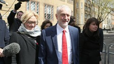 BLOG: Corbyn faces first big test at Local Elections