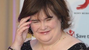 Susan Boyle's airport 'outburst' down to Asperger's Syndrome