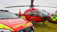 Wales Air Ambulances