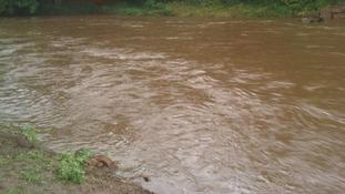 Flood warnings in place