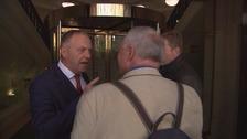 Labour MP calls Livingstone 'Nazi apologist' in extraordinary confrontation