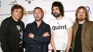 Kasabian are Leicester natives.