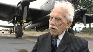 Jim Flint, RAF veteran