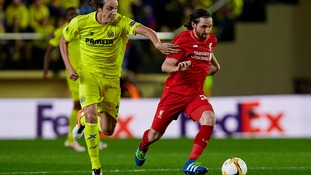 Europa League semi-final match report: Villarreal 1-0 Liverpool
