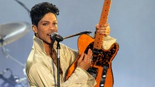 Prince died on April 21