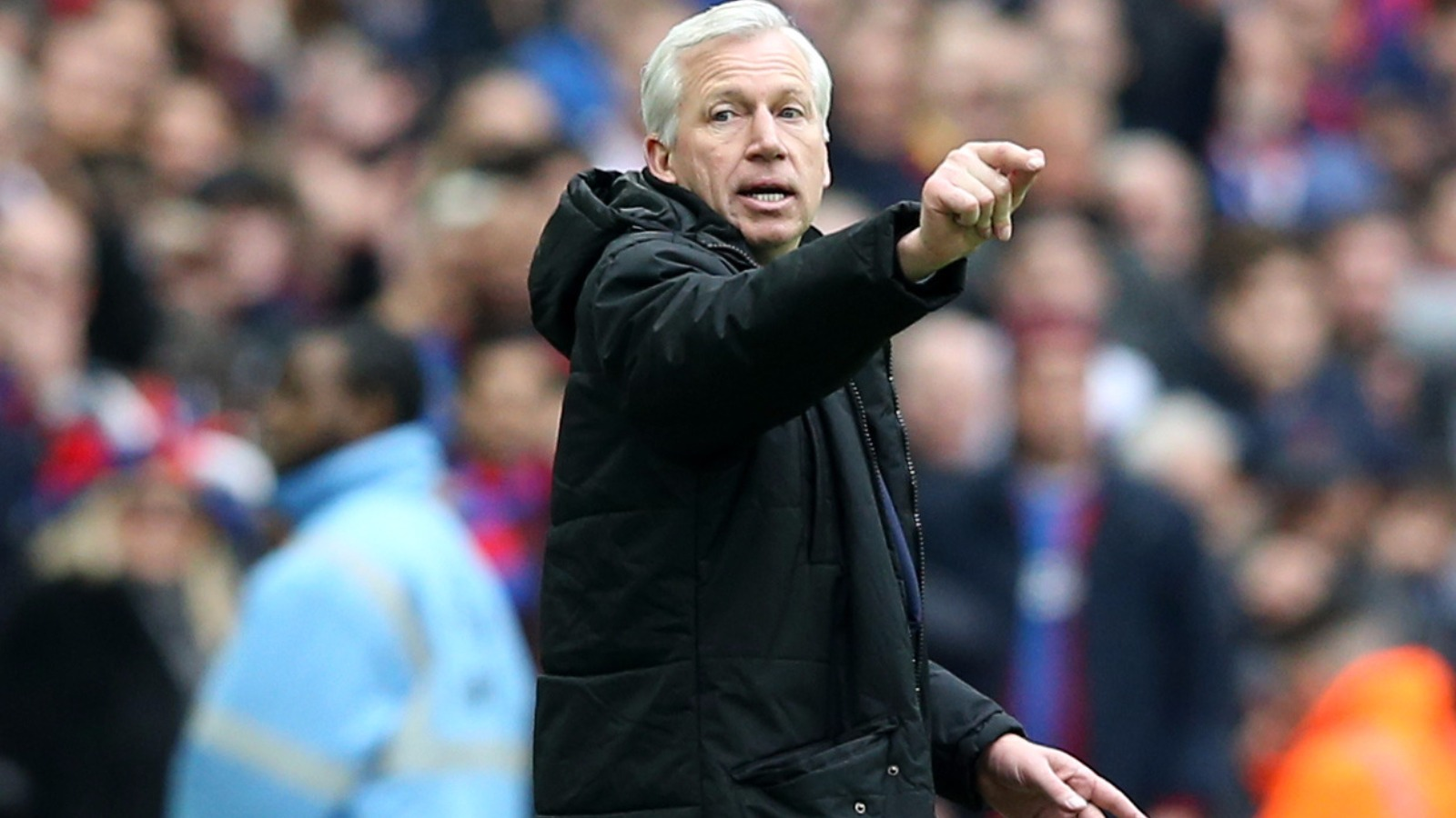 Premier League match report: Newcastle United 1-0 Crystal Palace - ITV ...