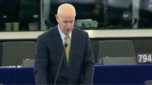 Peter Skinner former-MEP