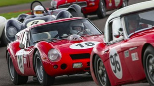 Around 400 world-class historic racing cars from the 1920s to the 1990s are due to be on display