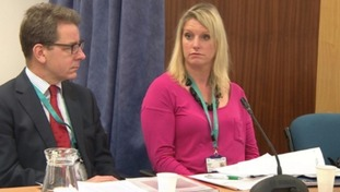 Southern Health Chief Executive Katrina Percy