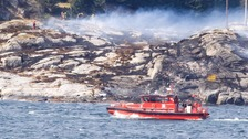 'Eleven people found dead' after Norway helicopter crash