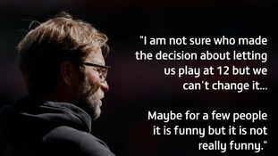 Jurgen Klopp hits out at Swansea v Liverpool Premier League scheduling