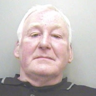 Colin Bell was sentenced to 14 years for historic sex offences
