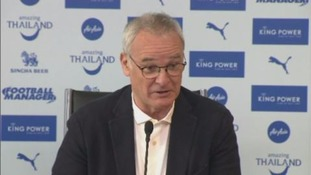 Claudio Ranieri calls on Leicester to give 'Hollywood' ending