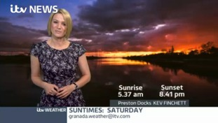 Bank Holiday Weekend Weather with Kerrie