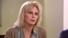 Joanna Lumley calls on West to sanction China over ivory trade
