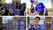Excitement builds in Leicester ahead of Sunday's big game