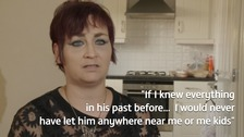 Woman speaks out after domestic violence attack